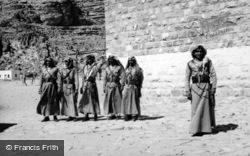 Desert Patrol 1965, Wadi Rum