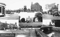 Wainfleet All Saints, Composite c.1955