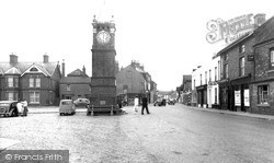Wainfleet All Saints, Market Place c.1955