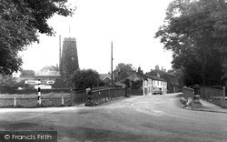 Wainfleet All Saints, Village c.1955