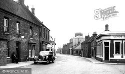 Wainfleet All Saints, Woolpack Hotel c.1955