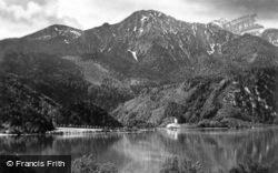 Kelchelsee c.1930, Walchensee