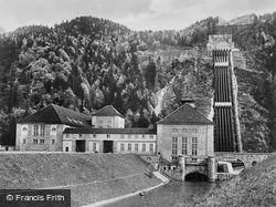 The Power Station c.1930, Walchensee
