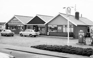 Walcott on Sea, the Post Office Stores c1967