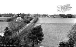 Mill Road c.1960, Waldringfield