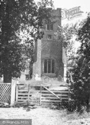 The Church c.1955, Waldringfield