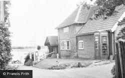 The May Bush Inn c.1955, Waldringfield