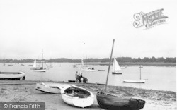 The River c.1955, Waldringfield
