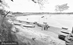 The River c.1960, Waldringfield