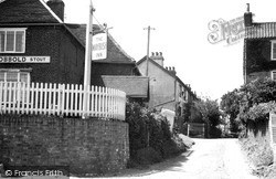 Village c.1955, Waldringfield