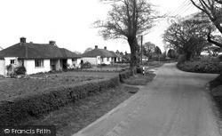 Village Way c.1960, Waldringfield