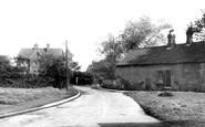 Wales, Manor Road c1955