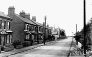 Wales, School Road c1955