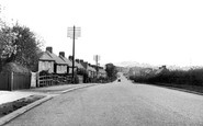 Wales, Wales Road c1955
