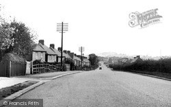 Wales Road c.1955, Wales