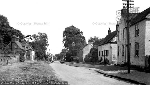 Walkington, the Village c1955