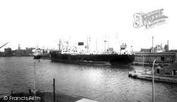Wallasey, Docks c.1965