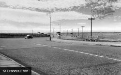Wallasey, Harrison Drive And Promenade c.1960
