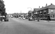 Wallasey, Leasowe Road c1960