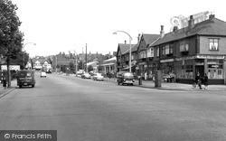 Wallasey, Leasowe Road c.1960