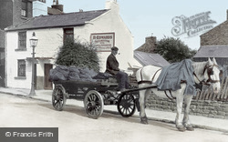 Wallasey, May Cottage And The Nook 1898