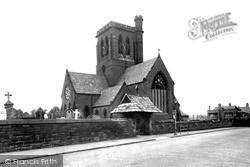 Wallasey, St Hilary's Church c.1955