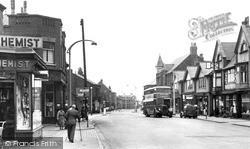 Wallasey, The Village 1952