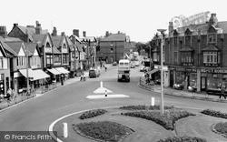 Wallasey, The Village c.1960