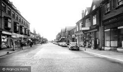 Wallasey, The Village c.1965