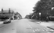 Wallasey, the Village c1965