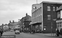 Wallasey, Wallasey Road, Liscard c.1960