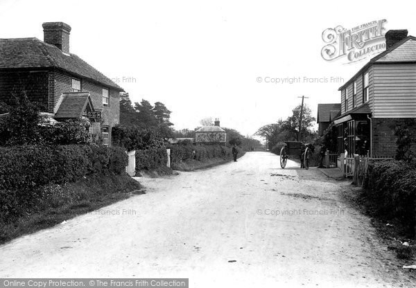 Wadhurst, Whiligh 1903