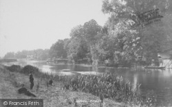 Below The Bridge 1899, Wallingford