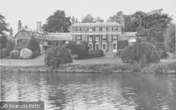 Castle Priory c.1955, Wallingford