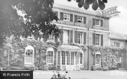 Castle Priory c.1960, Wallingford