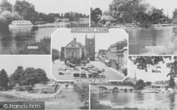 Wallingford, Composite c.1960