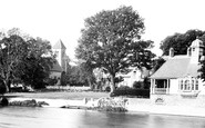 Wallingford, from the River 1893