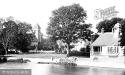 From The River Thames 1893, Wallingford