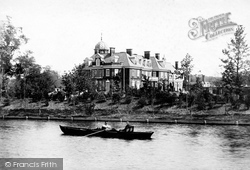 Mongwell House 1893, Wallingford