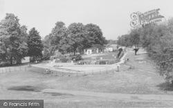Paddling And Swimming Pools c.1960, Wallingford