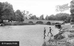 River Thames c.1955, Wallingford