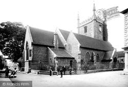 St Mary's Parish Church 1890, Wallingford