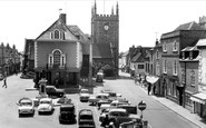Wallingford, the Market Place c1965