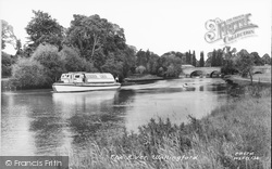 The River c.1965, Wallingford