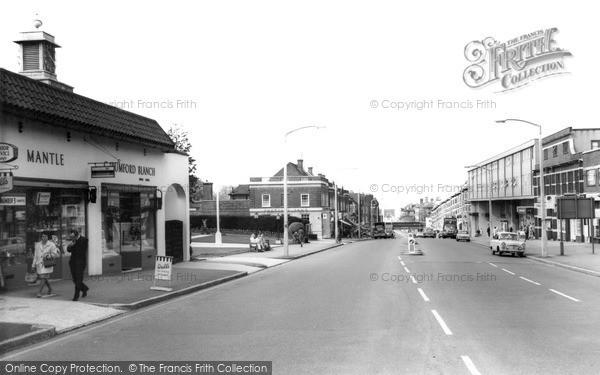 Wallington, High Street c.1965