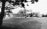 Wallington, Tea Rooms, Mellows Park c1965