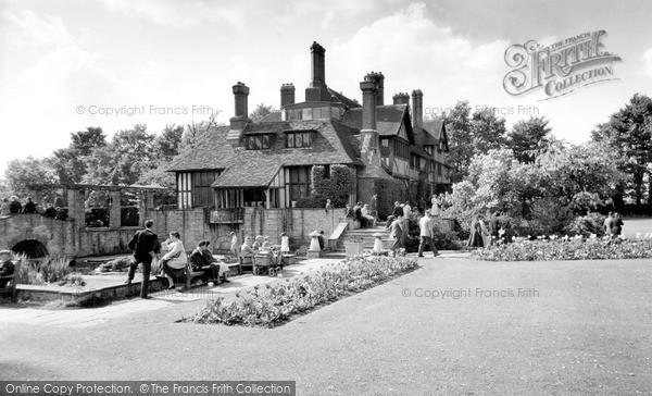 Wallington, The Grange Park c.1955