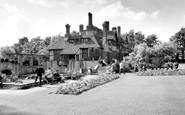 Wallington, the Grange Park c1955
