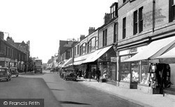 Wallsend, High Street c.1955