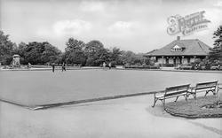 Wallsend, The Bowling Greens c.1955